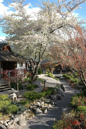 Nikkei Internment Memorial Centre: Spring