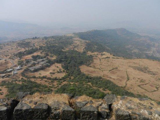 Lonavla, Indien:                                                       From the scorpion sting