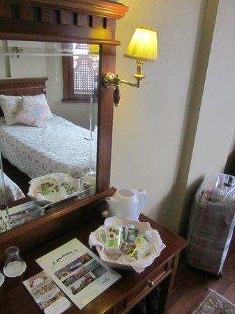 Emine Sultan Hotel:                   Все для удобства.