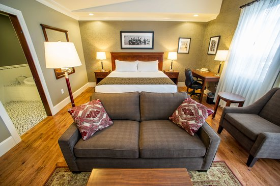Hume Hotel & Spa: Juliet Suite