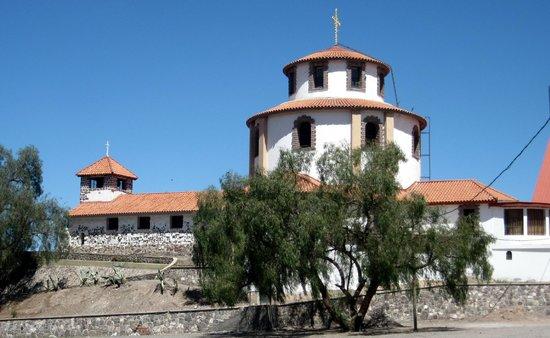 Nuestra Señora De Lourdes: Santuario De La Virgen De Lourdes, Mendoza