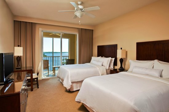 The Westin Cape Coral Resort At Marina Village: Double Guest Room