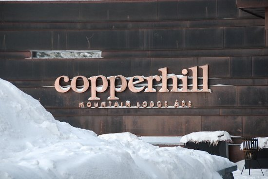 Copperhill Mountain Lodge:                   Copperhill