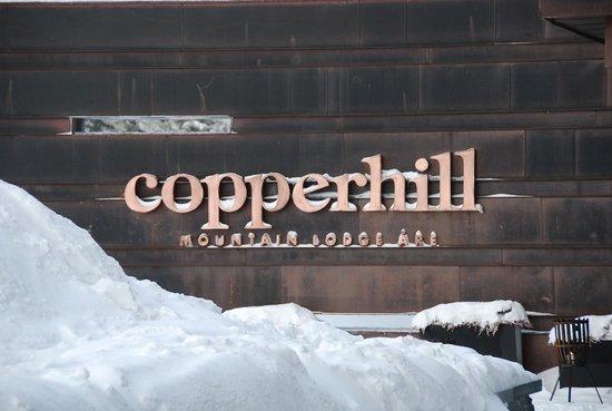 Copperhill Mountain Lodge:                   Copperhill