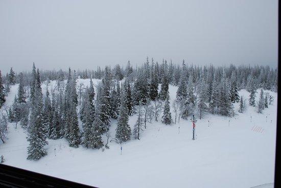 Copperhill Mountain Lodge:                   ski