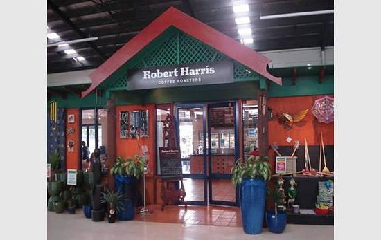 ‪Robert Harris Cafe‬