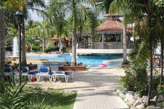 IFA Villas Bavaro Resort & Spa:                   main pool