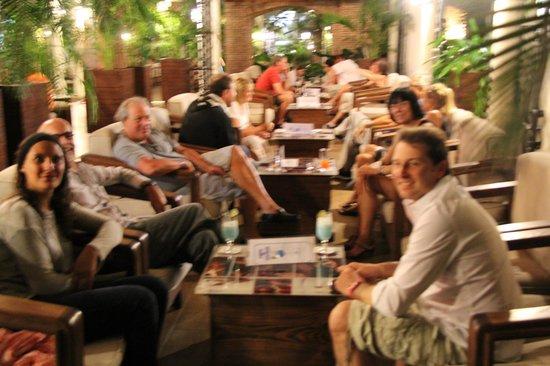 IFA Villas Bavaro Resort & Spa:                   Dominicain cafe