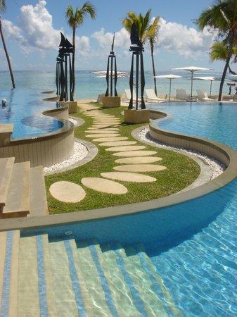 Ambre Resort & Spa:                   piscine hotel
