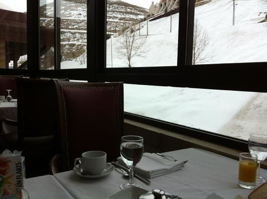 InterContinental Mzaar Mountain Resort & Spa:                   Breakfast.