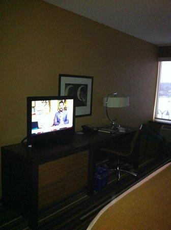 Moonrise Hotel:                   Televison