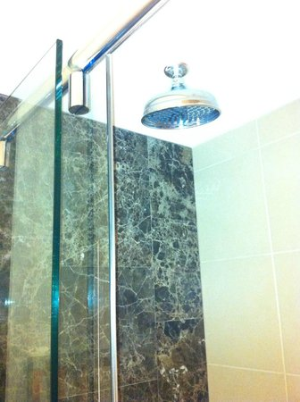 Moonrise Hotel:                   Rain Shower