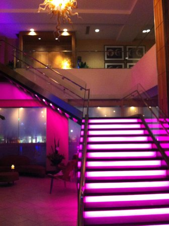 Moonrise Hotel:                   Lobby