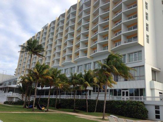The Condado Plaza Hilton:                   Conrad Condado Plaza, SanJuan, PR