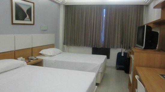 Copa Sul Hotel:                   Copa Sul Piso 6