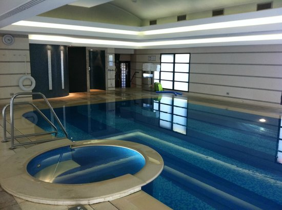 Hotel Principe Di Savoia:                   swiming pool                 