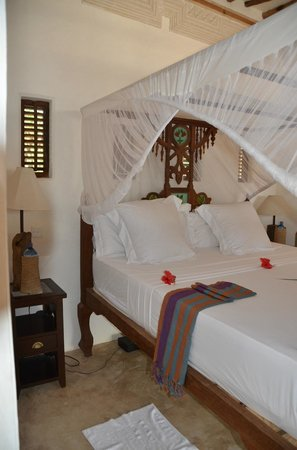 The Red Pepper House:                   Bedroom