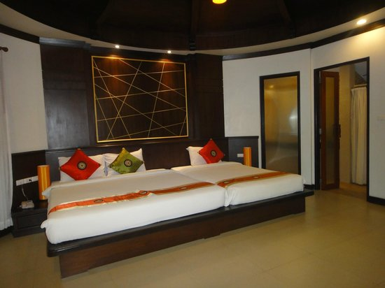 Golden Beach Resort:                   the pavillion suite