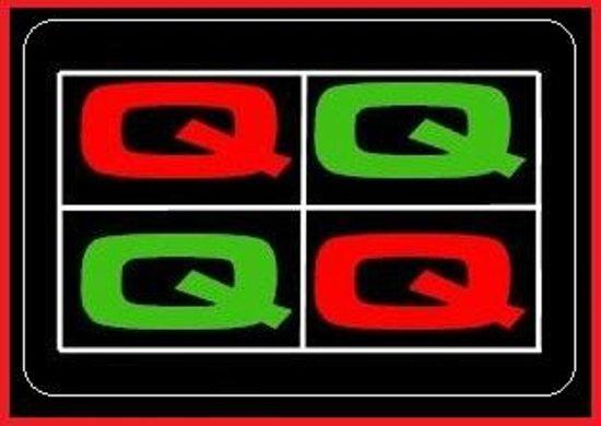 Pizzeria Quattro Quarti: Il logo