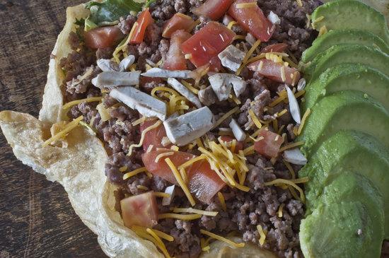 Brent's Delicatessen & Restaurant : Taco Salad