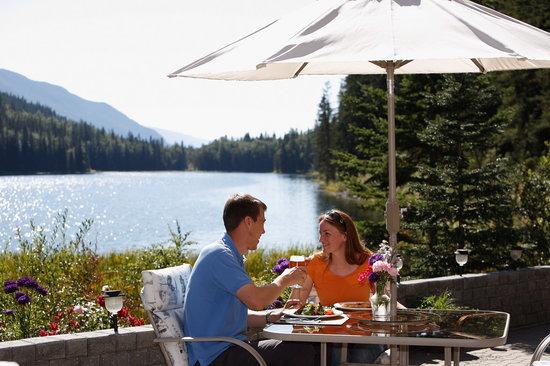 Alpine Meadows Resort: Dining