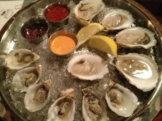 Brine: Oysters on the Half Shell