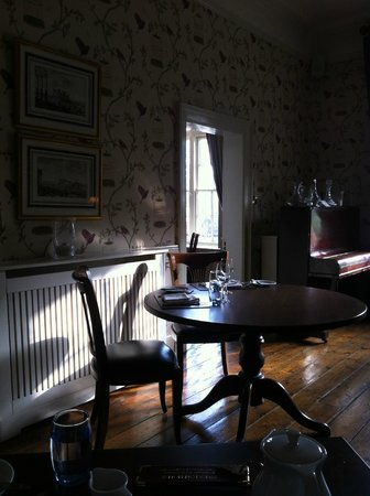 Preston House Restaurant and GuestHouse:                   Dinning room at Preston House