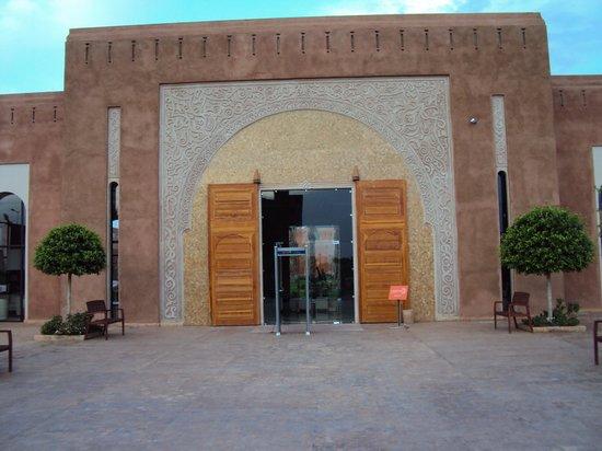 كنزي كلوب أجدال المدينة القديمة شامل جميع الخدمات: l'entrée de l'hotel