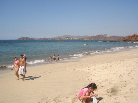 Playa Conchal: The beach