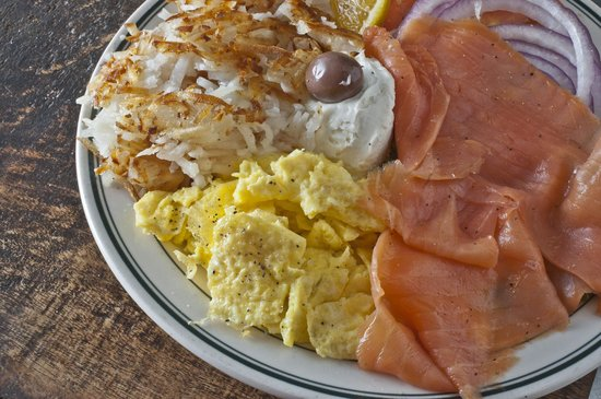 Brent's Delicatessen & Restaurant: Ron's Special Brunch