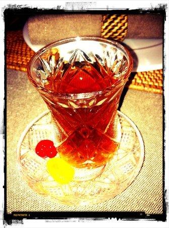 Barashka:                                     Azerbaijani Tea