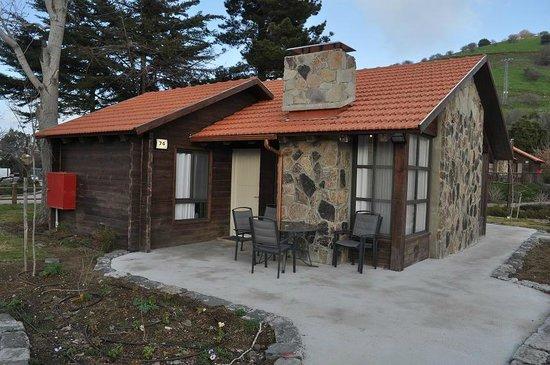 Merom Golan Resort Village:                   дом