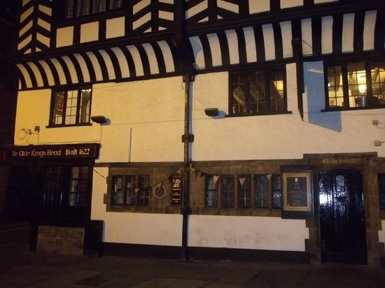 Ye Olde King's Head:                   Ye Olde Kings Head