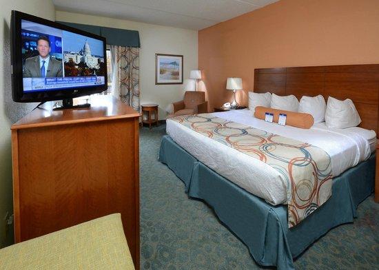 BEST WESTERN PLUS Wilmington/Wrightsville Beach: Guest Room