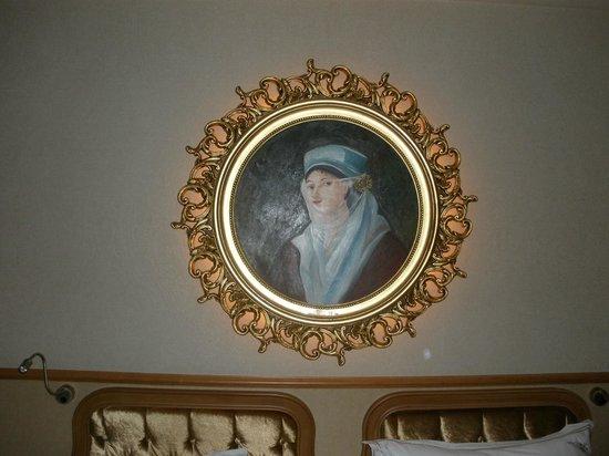 Hotel Sultania: Room No 1103 ''NAKSIDIL SULTANIA''