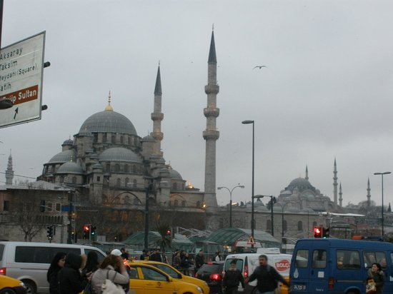 Hotel Sultania: Hagia Sophia and Blue Mosque