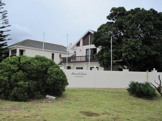 AmaKhosi Guesthouse:                   View of the Amakhosi