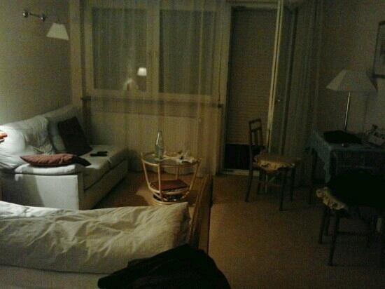 Hotel Garni Aster:                   salottino relax