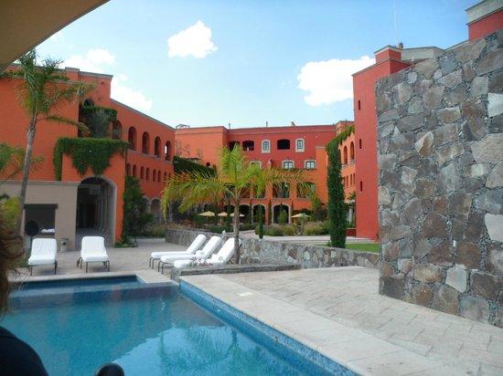 Rosewood San Miguel de Allende:                   Lugar super agradable y relajante