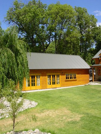 Wanaka Homestead Lodge and Cottages: Lismore Cottage