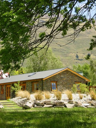 Wanaka Homestead Lodge and Cottages: Ruby Cottage