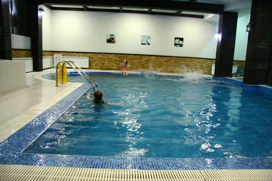 All Seasons Club: Heated Indoor Swiming Pool