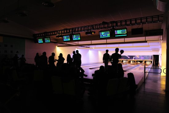 Pin Palace Bowling Alley
