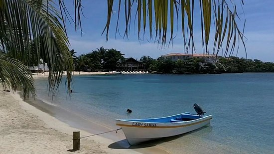 West Bay Beach: West End, Roatan