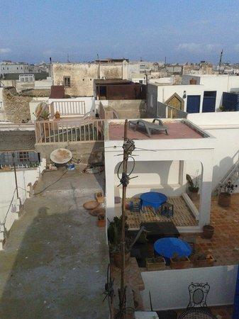 Dar Assalama: roof view