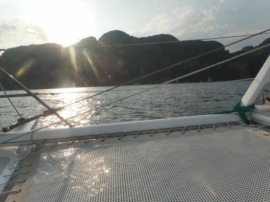 coucher de soleil photo de langkawi dolphin cruise. Black Bedroom Furniture Sets. Home Design Ideas