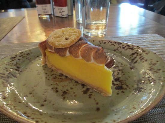 Rye:                   This is the best lemon pie I've ever had.  Just the right blend of tart/sweet.