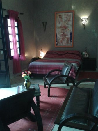 Dar Assalama: our room