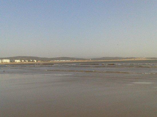 Dar Assalama: Beach