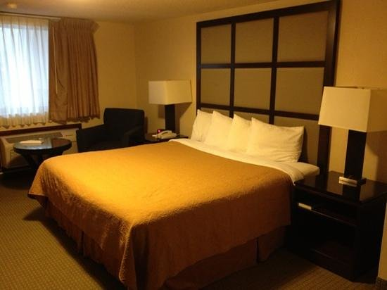 Rodeway Inn & Suites:                   great room improvement!!!